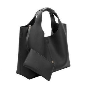 """Large """"Diana"""" shoulder bag by Melie BIanco"""